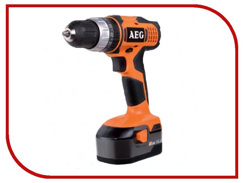 Электроинструмент AEG BSB 14G2 NC-142C 431989<br>