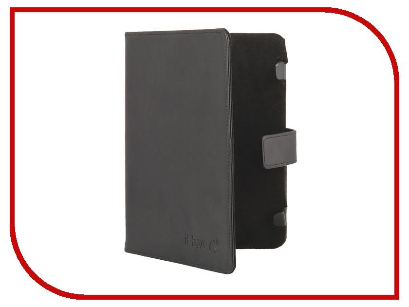 Аксессуар Чехол 7.0-inch iHave BU0101 иск. кожа Black