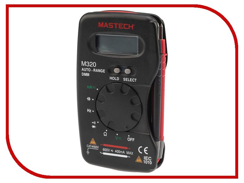 Мультиметр Mastech M320 мультиметр mastech ms8239c