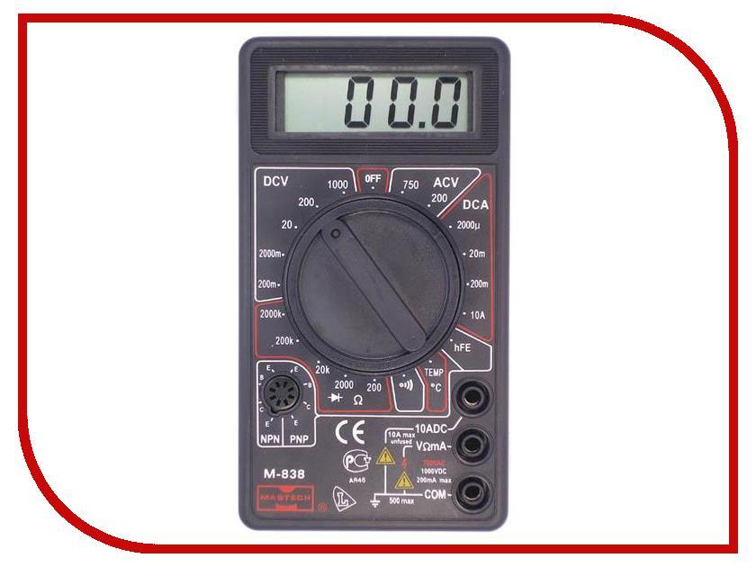 Мультиметр Mastech M838 цена