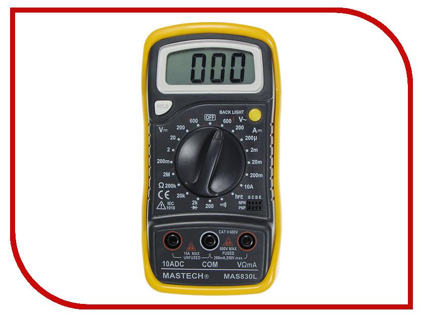 Мультиметр Mastech MAS830L цена
