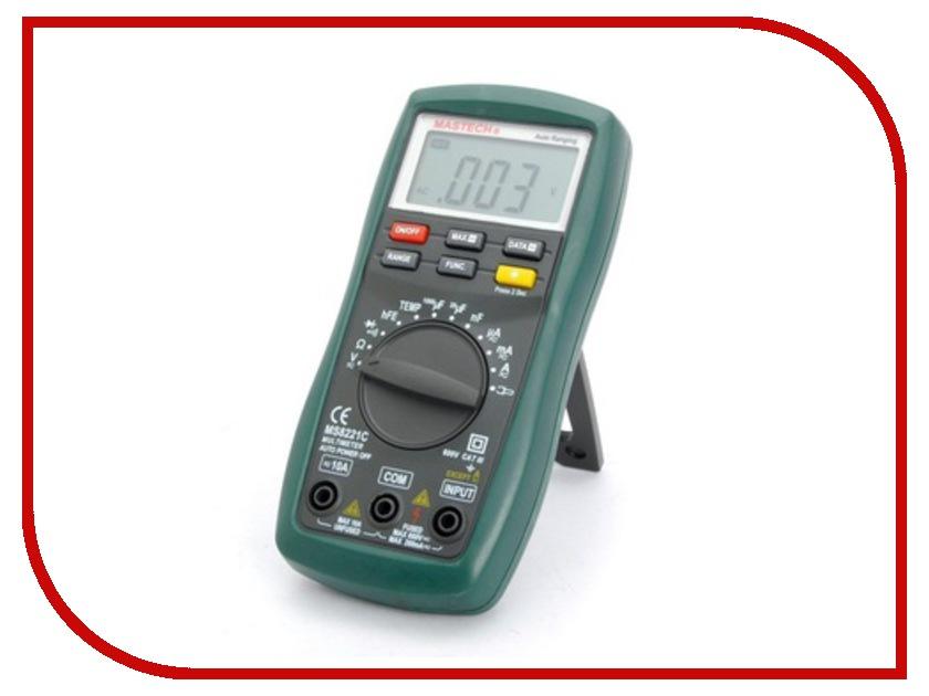 Мультиметр Mastech MS8221C цена