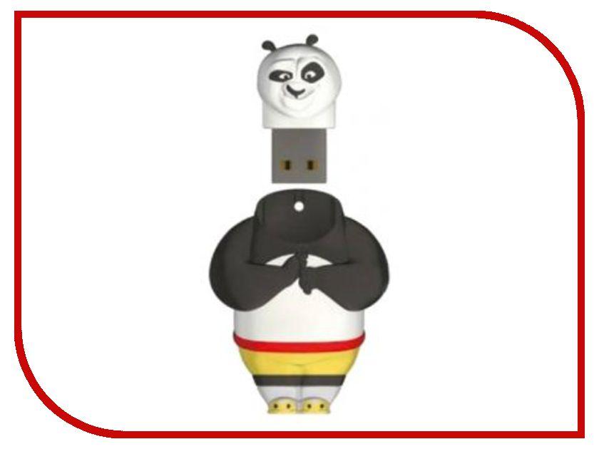 USB Flash Drive 16Gb - Iconik Панда Кунг-Фу RB-PANDA-16GB<br>