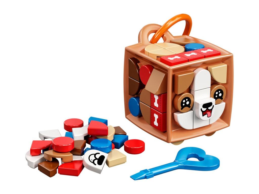 Брелок Lego Dots Щенок 41927