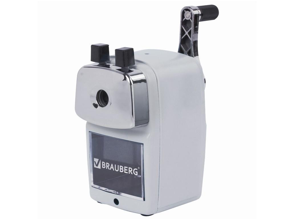 Точилка Brauberg Metallic-X 228481