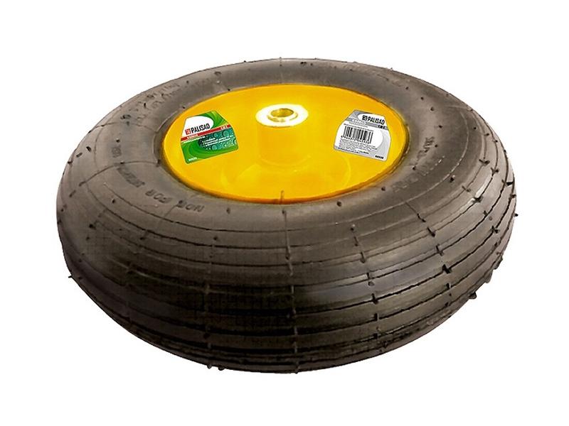 Колесо пневматическое Palisad 4.00-6 d-325mm 16x100mm 68938