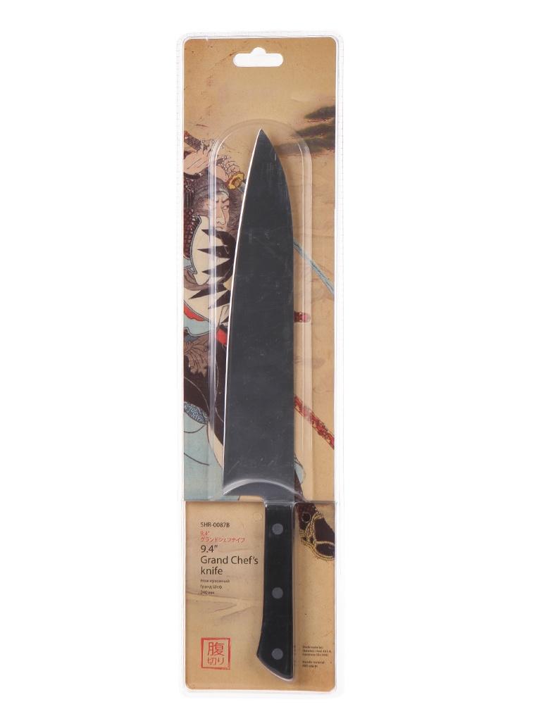 Нож Samura Harakiri SHR-0087B/K - длина лезвия 240мм