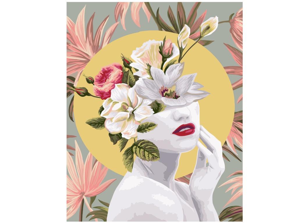 Картина по номерам Русская Живопись Арт-флора Весна 40x50 R016