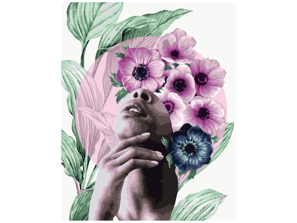 Картина по номерам Русская Живопись Арт-флора Зима 40x50 R015