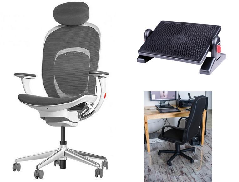 Фото - Компьютерное кресло Xiaomi Yuemi YMI Ergonomic Chair White Выгодный набор + серт. 200Р!!! компьютерное кресло chairman game 17 black grey 00 07024558 выгодный набор серт 200р