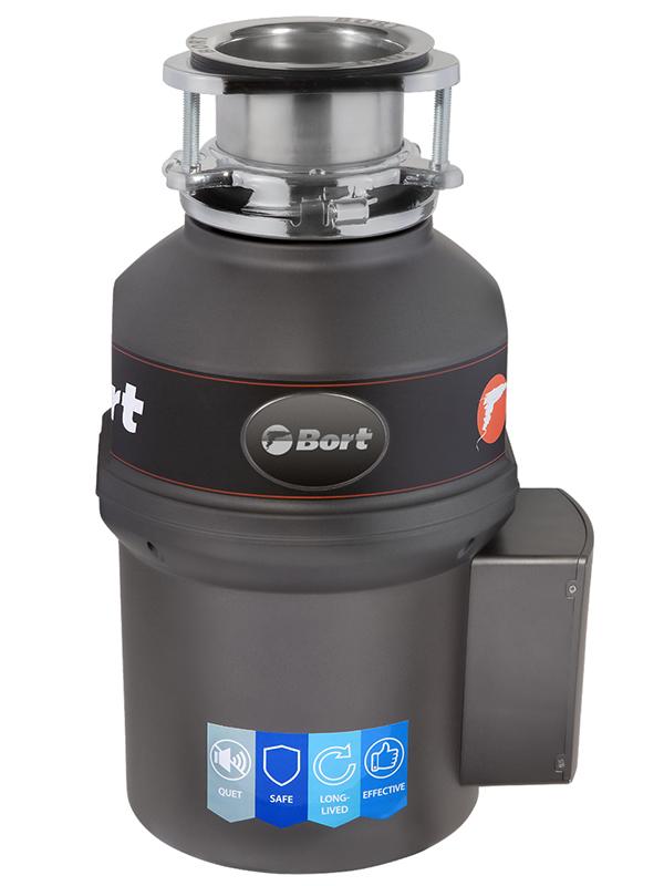 Измельчитель пищевых отходов Bort Titan Extra 93411812