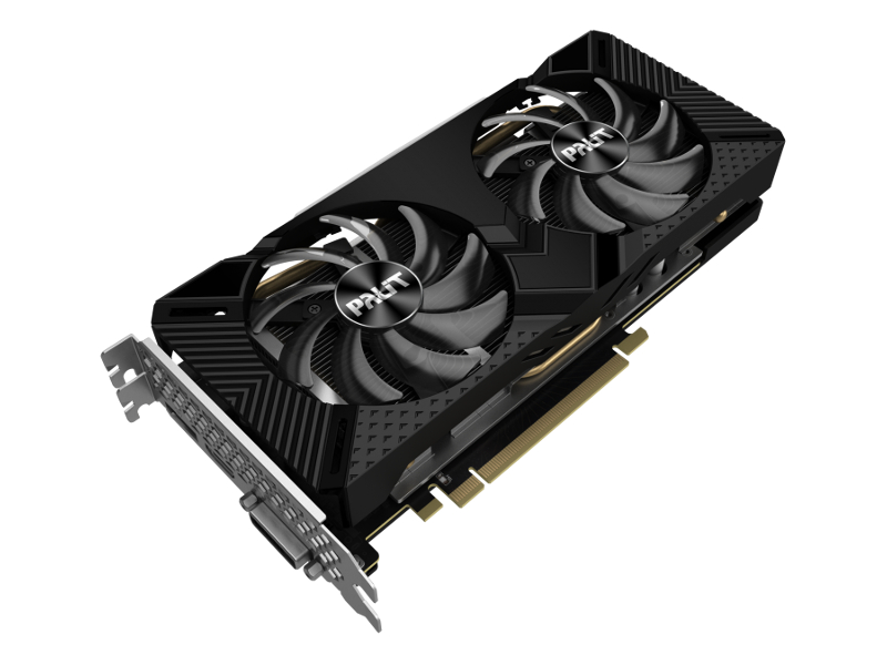 Видеокарта Palit GeForce RTX 2060 Super Dual 1470Mhz PCI-E 3.0 8192Mb 14000Mhz 256 bit DVI HDMI DP NE6206S018P2-1160A-1 Выгодный набор + серт. 200Р!!!