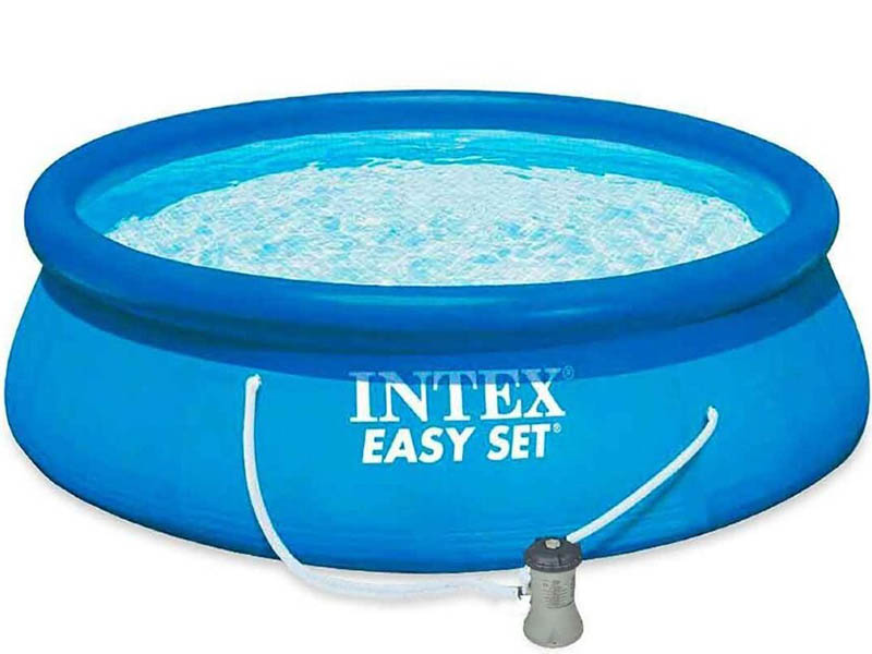 Детский бассейн Intex Easy Set 28118, 305х61 см