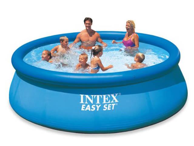 Детский бассейн Intex Easy Set 28130/56420