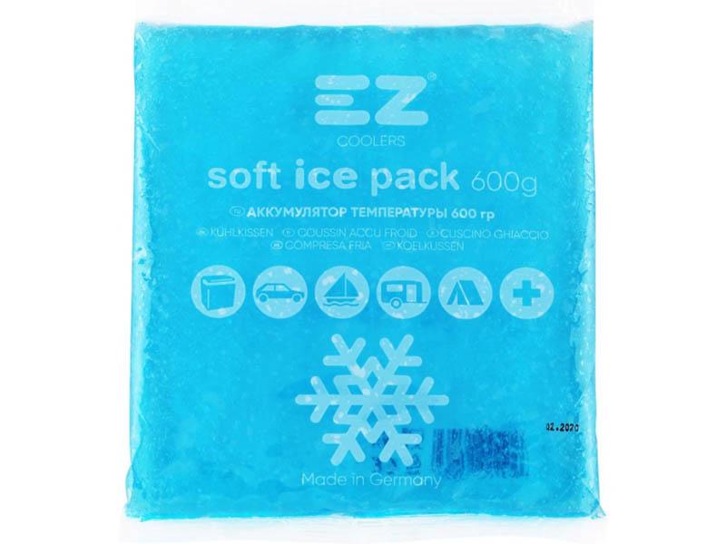 Аккумулятор холода EZ Coolers Soft Ice Pack 600g 61032