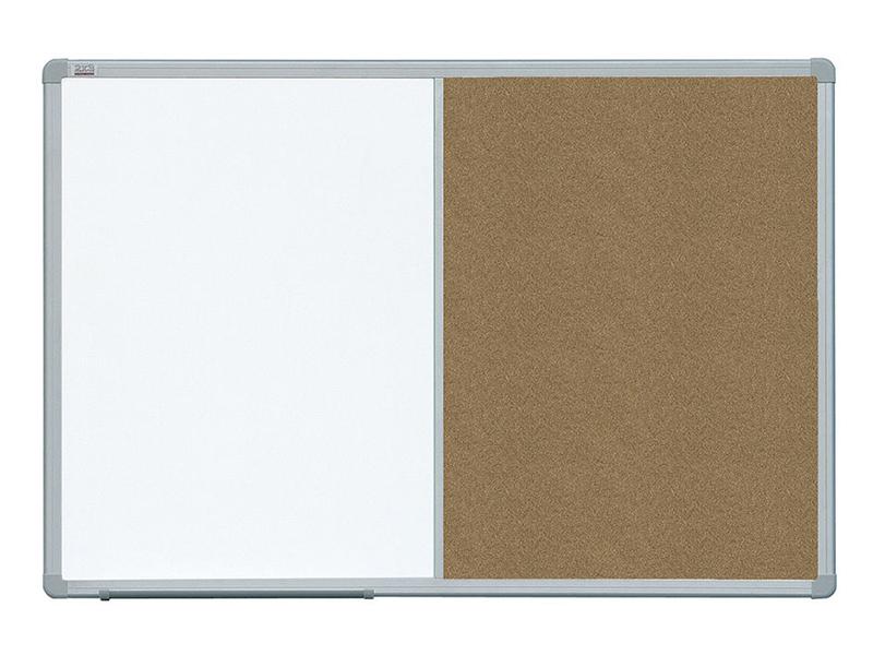 Фото - Доска комбинированная 2x3 60x90cm алюминиевая рама TCASC96 доска пробковая 2x3 60x90cm tc96