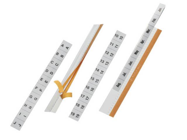 Табуляторы Durable Transparent 8403-19