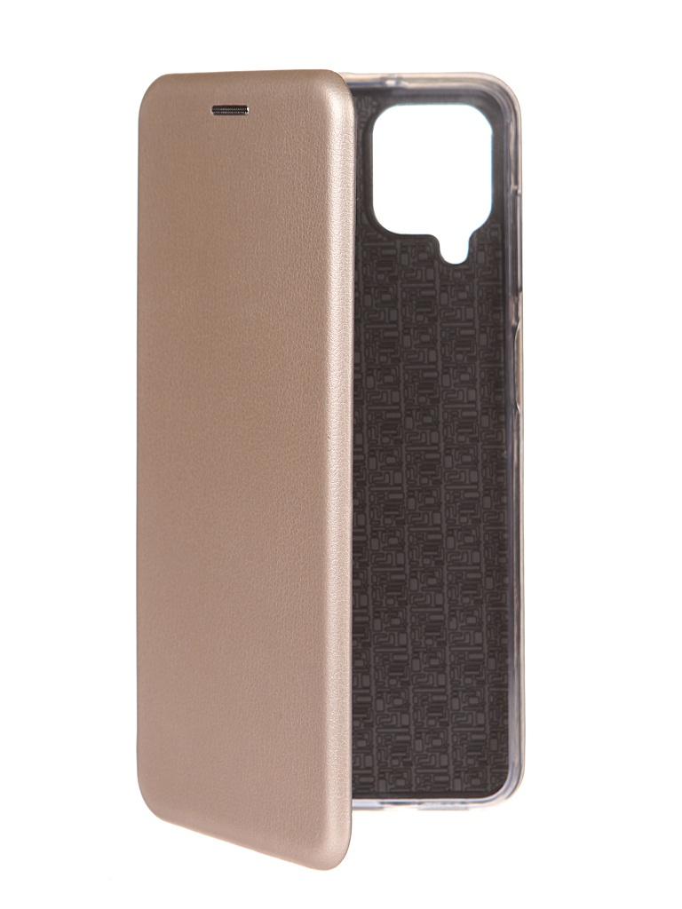 Чехол Red Line для Samsung Galaxy A12 Unit Gold УТ000024778