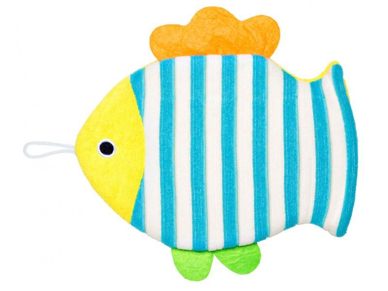 Мочалка-рукавичка Roxy-Kids Рыбка RBS-006