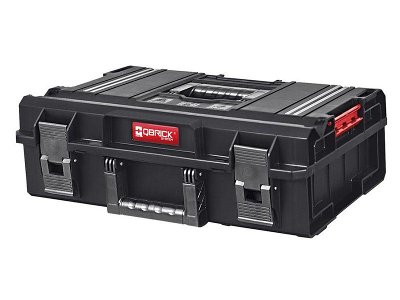 Фото - Ящик для инструментов Qbrick System One 200 Technik 585x385x190mm 10501251 ящик для инструментов qbrick system one 200 basic 585x385x190mm 10501231