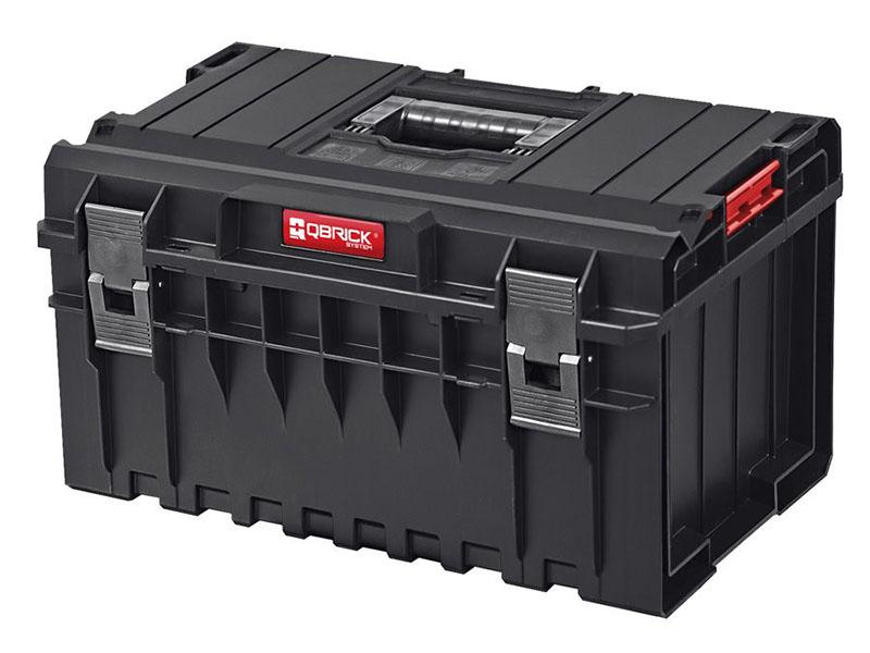 Фото - Ящик для инструментов Qbrick System One 350 Basic 585x385x320mm 10501232 ящик для инструментов qbrick system one 200 basic 585x385x190mm 10501231