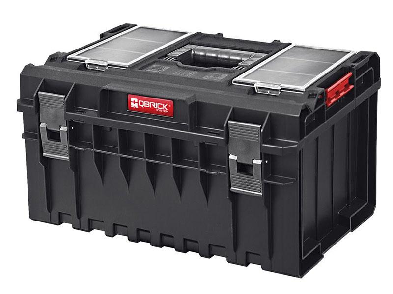 Фото - Ящик для инструментов Qbrick System One 350 Profi 585x385x320mm 10501242 ящик для инструментов qbrick system one 200 basic 585x385x190mm 10501231