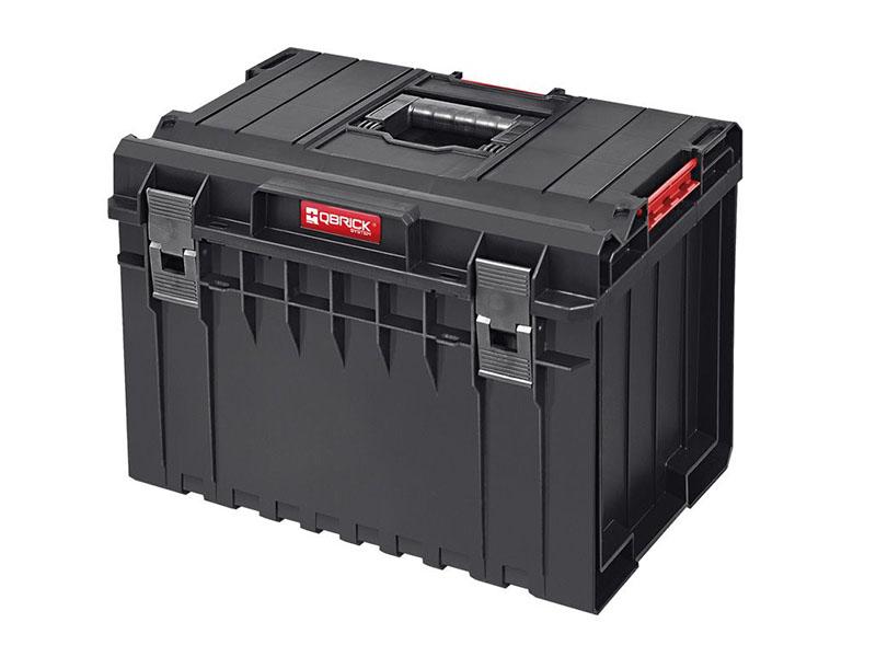 Фото - Ящик для инструментов Qbrick System One 450 Basic 585x385x420mm 10501233 ящик для инструментов qbrick system one 200 basic 585x385x190mm 10501231