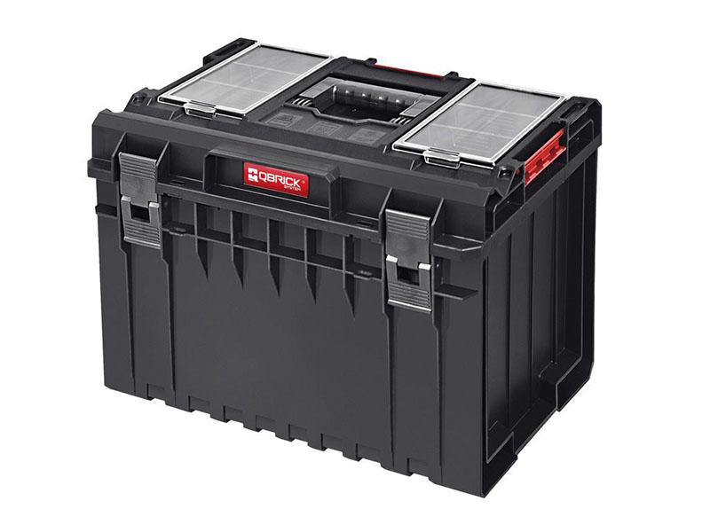 Фото - Ящик для инструментов Qbrick System One 450 Profi 585x385x420mm 10501243 ящик для инструментов qbrick system one 200 basic 585x385x190mm 10501231