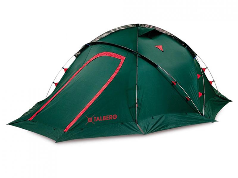 Палатка Talberg Peak Pro 3 Green