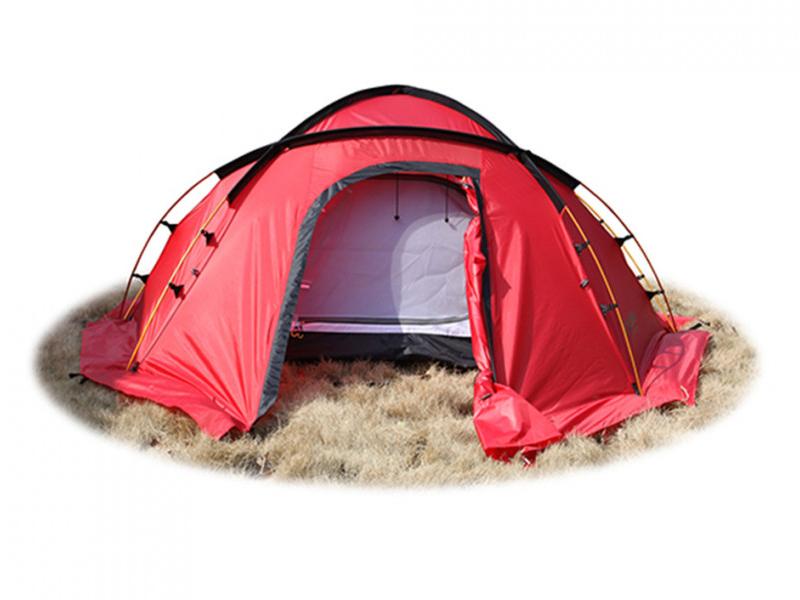 Палатка Talberg Peak Pro 3 Red