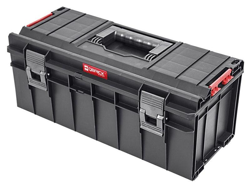 Фото - Ящик для инструментов Qbrick System One Pro 600 Basic 545x270x230mm 10501282 ящик для инструментов qbrick system one 200 basic 585x385x190mm 10501231