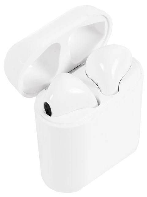 Наушники Hoco ES20 Plus Wireless Charging White 6931474720757 наушники hoco es50 wise mini wireless black