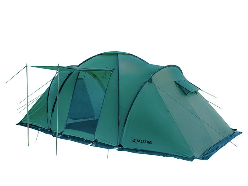 Палатка Talberg Base 4 Green