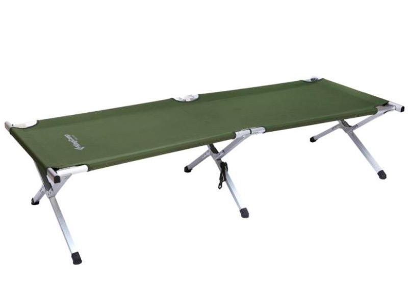 Кровать KingCamp Armyman Camping Bed Green 3806A