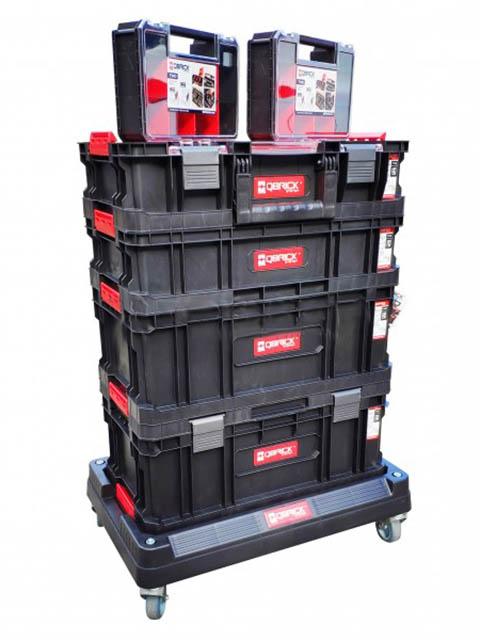 Ящик для инструментов Qbrick System Two 7-in-1 595x395x825mm 10501286