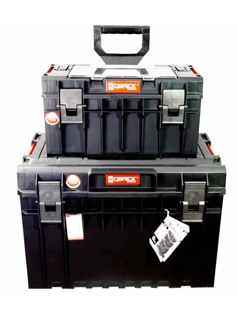 Ящик для инструментов Qbrick System Two Cart + Pro 500 Basic 600x460x765mm 10501284