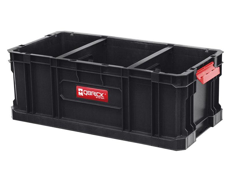 Фото - Ящик для инструментов Qbrick System Two Box 200 Flex 526x307x195mm 10501278 ящик для инструментов qbrick system one 200 basic 585x385x190mm 10501231