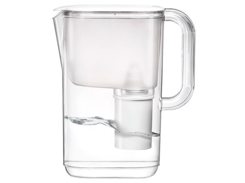 Фильтр для воды Барьер Аляска White