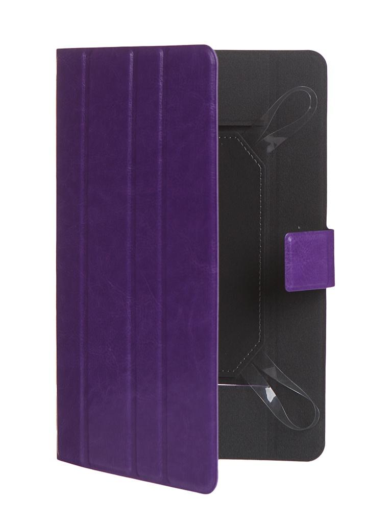 Аксессуар Чехол универсальный mObility 7-8-inch Purple УТ000017598