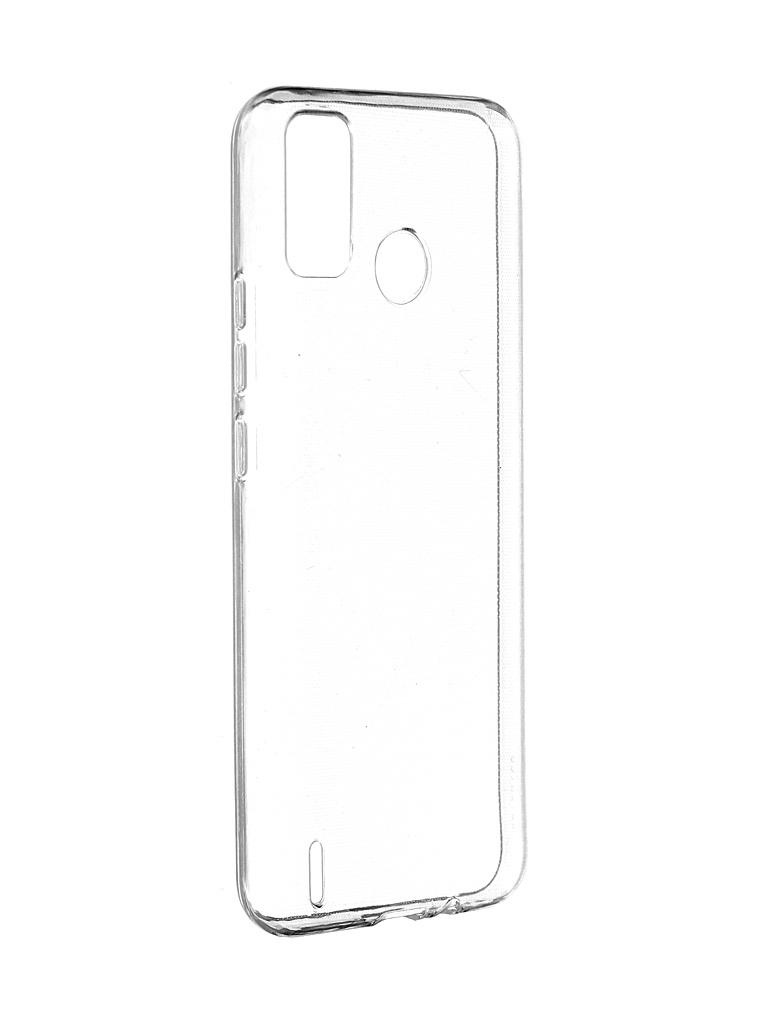 Чехол iBox для Tecno Spark 6 Go Crystal Silicone Transparent УТ000024022 недорого