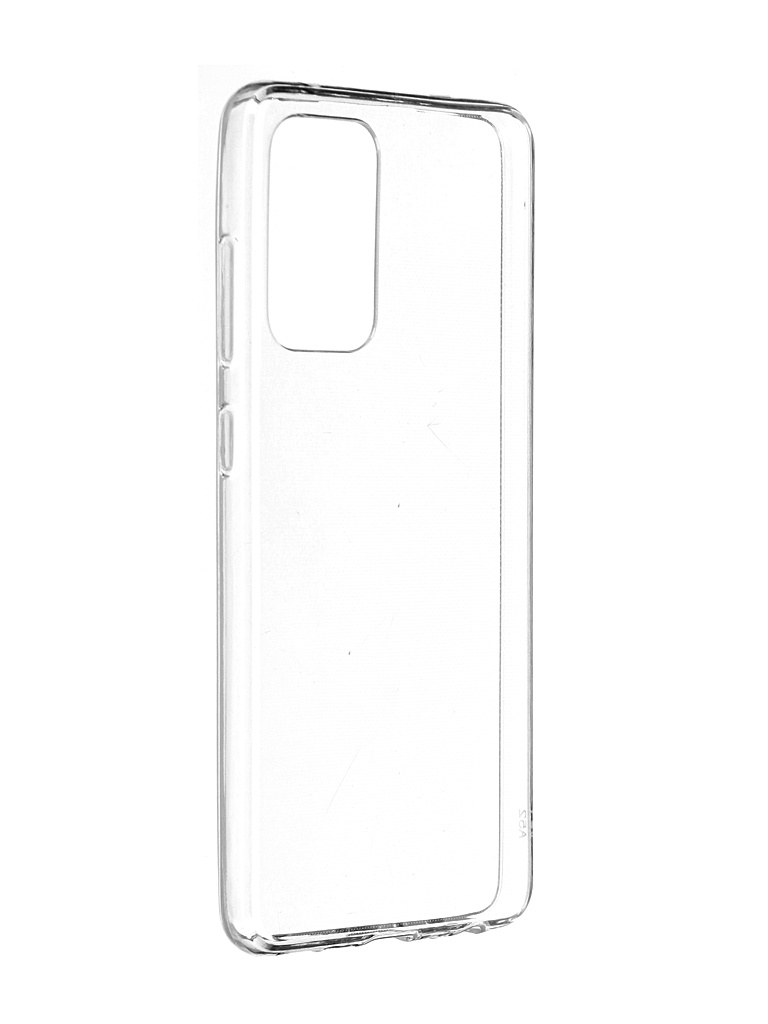 Чехол iBox для Samsung Galaxy A52 Crystal Silicone Transparent УТ000023931