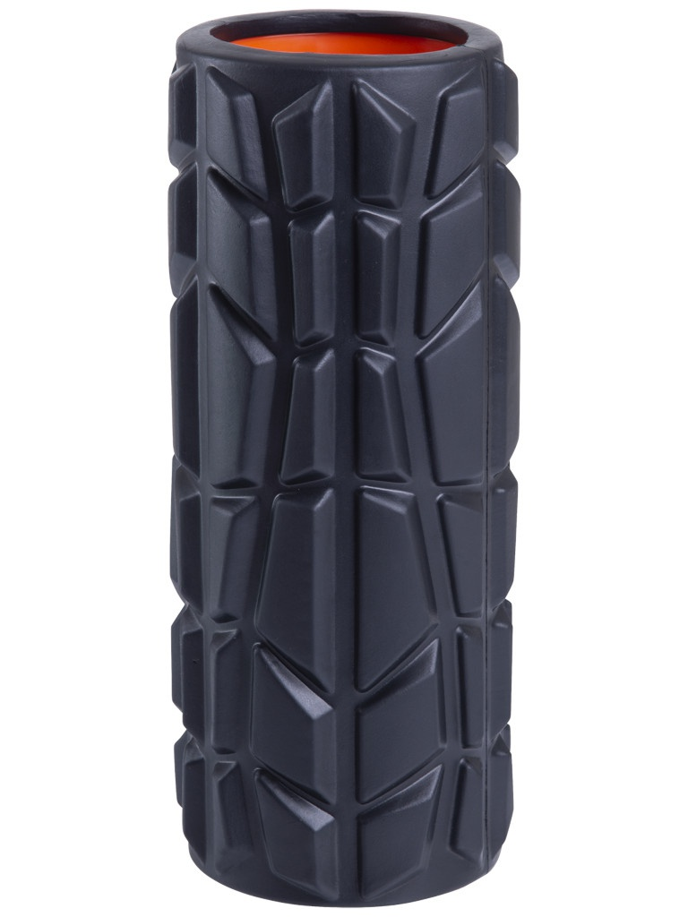 Ролик Starfit FA-509 33x13.5cm Black-Orange УТ-00016657 упоры для отжимания starfit ba 304 black orange ут 00016658