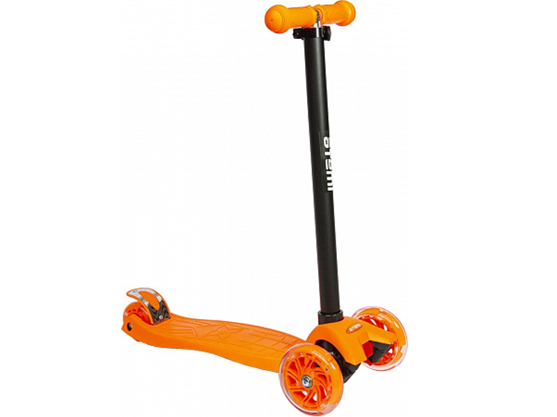 Самокат Atemi Super Rider Orange AKC02A