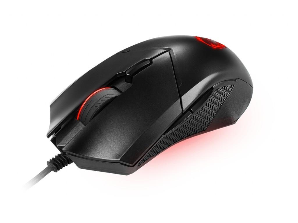 Мышь MSI Clutch GM08 Black