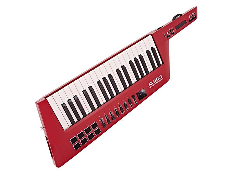 MIDI-клавиатура Alesis Vortex Red