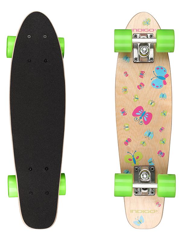 Скейт Indigo Butterfly IN246 22x6 02-00002524