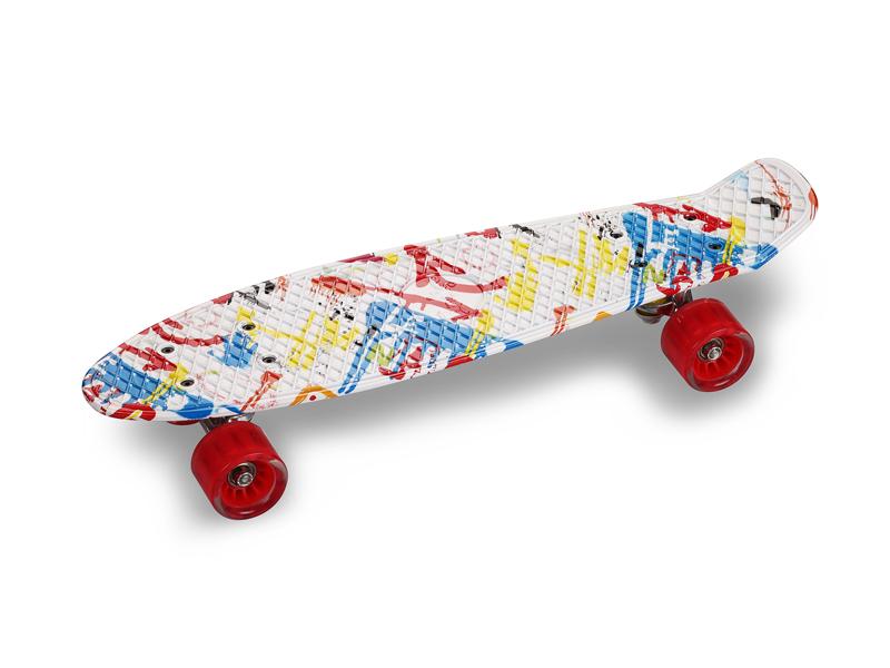 Скейт Indigo Graffiti LS-P2206B 56.5x15 02-00002621