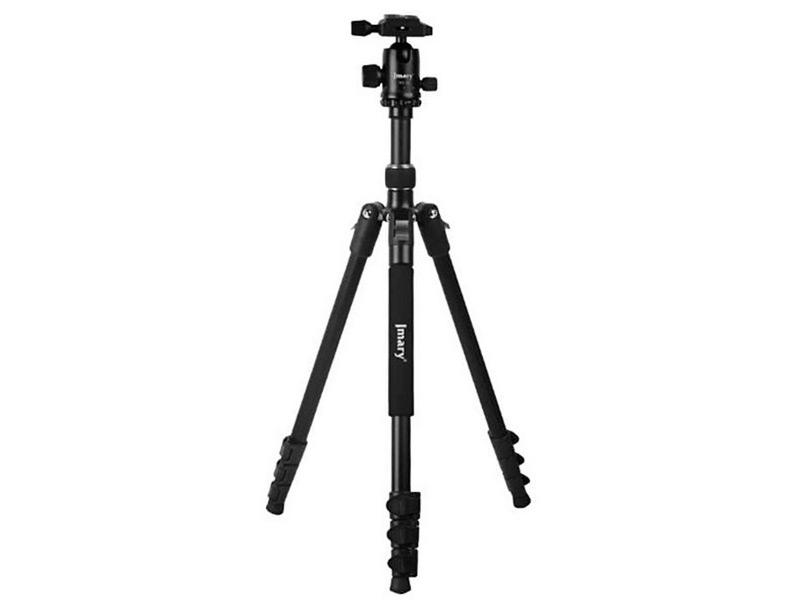 Фото - Штатив Jmary KT235+NE36 штатив для фото видеокамер напольный 800 2100мм jmary mt 75 черный