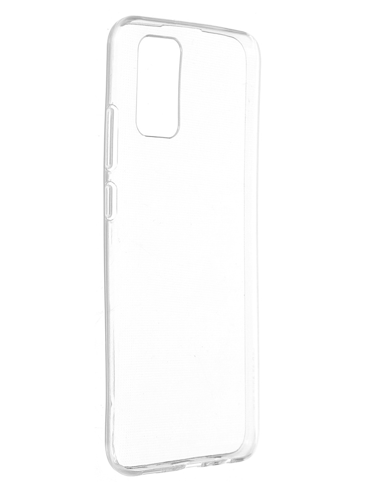 Чехол Zibelino для Samsung A02 Ultra Thin Case Transparent ZUTC-SAM-A022F-WHT