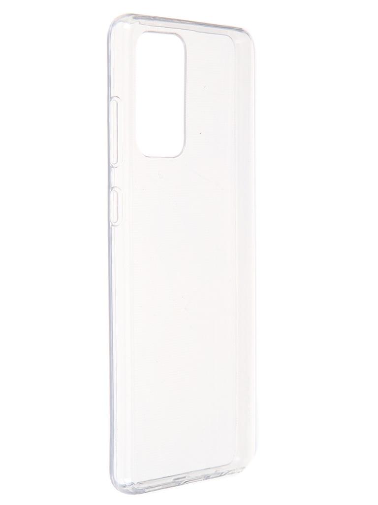 Чехол Zibelino для Samsung A72 Ultra Thin Case Transparent ZUTC-SAM-A72-WHT